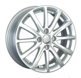 Автомобильный диск литой Replay Ki123 6x15 4/100 ET 48 DIA 54,1 Sil