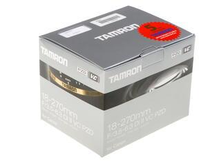 Объектив Tamron 18-270mm F3.5-6.3 Di II VC PZD