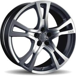 Автомобильный диск Кованный OZ Racing Palladio 7,5x16 5/108 ET 40 DIA 75 Crystal Titanium