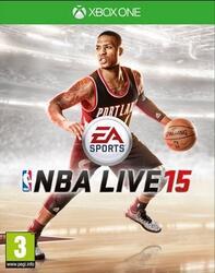 Игра для Xbox One NBA Live 15