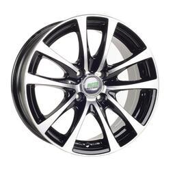 Автомобильный диск Литой Nitro Y6207 6x14 4/98 ET 35 DIA 58,6 White