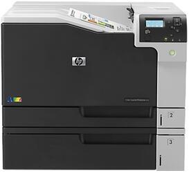 Принтер лазерный HP Color LaserJet Enterprise M750n
