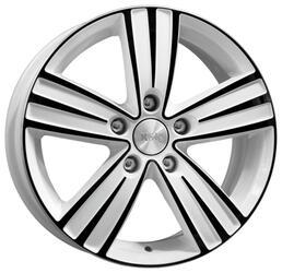 Автомобильный диск  K&K да Винчи 7,5x17 5/127 ET 51 DIA 71,6 Венге
