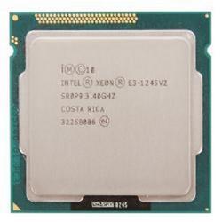 Серверный процессор Intel Xeon E3-1245 v2