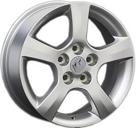 Автомобильный диск литой Replay RN86 6,5x16 5/114,3 ET 39 DIA 60,1 Sil