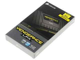 Оперативная память Corsair Vengeance LPX [CMK16GX4M4A2800C16] 16 ГБ