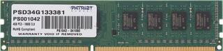Оперативная память Patriot [PSD34G133381] 4 Гб