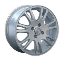 Автомобильный диск литой Replay H72 6x15 4/100 ET 53 DIA 56,1 Sil