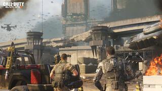 Игра для PS4 Call of Duty: Black Ops III