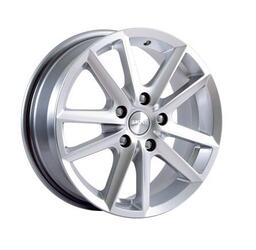 Автомобильный диск литой Скад Эридан 6,5x16 5/100 ET 20 DIA 72,6 Селена