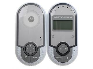 Радионяня Motorola MBP16 белый