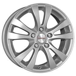 Автомобильный диск Литой K&K Омега 6,5x16 5/100 ET 50 DIA 67,1 Блэк платинум