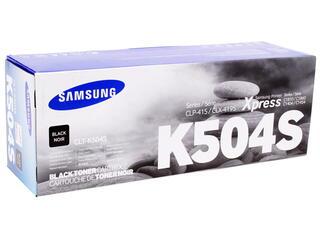 Картридж лазерный Samsung CLT-K504S