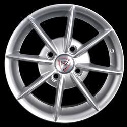 Автомобильный диск Литой NZ SH614 5,5x13 4/98 ET 35 DIA 58,6 Sil
