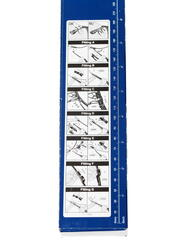 Щетка стеклоочистителя Denso WB-Flat Blade DF-026