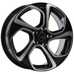 Автомобильный диск Литой LegeArtis Concept-NS513 6,5x17 5/114,3 ET 40 DIA 66,1 BKF