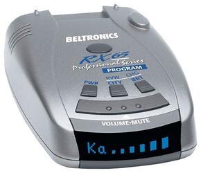 Радар-детектор Beltronics RX65 RU blue