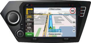 Автопроигрыватель Velas V-KRG с картой Navitel (for KIA Rio)