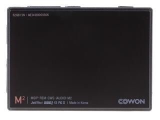 Мультимедиа плеер Cowon M2 32Gb серый