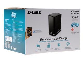 Сетевое хранилище D-Link DNS-320L