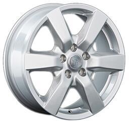Автомобильный диск литой Replay MI95 6,5x17 5/114,3 ET 46 DIA 67,1 Sil