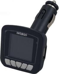 Плеер MP3 Intego FM-105 чёрный