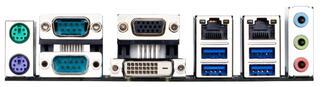 Плата Gigabyte GA-J1900N-D3V CPU Atom integrated DDR3 mini-ITX AC`97 8ch(7.1) 2xGgE SATA2 VGA+DVI+2xCOM PCI