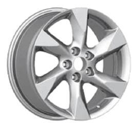 Автомобильный диск литой Replay RN97 6,5x16 5/114,3 ET 50 DIA 66,1 Sil