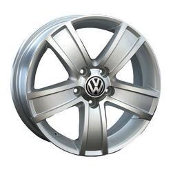 Автомобильный диск литой LegeArtis VW73 6x15 5/100 ET 43 DIA 57,1 Sil