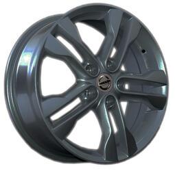 Автомобильный диск Литой LegeArtis NS81 6,5x17 5/114,3 ET 40 DIA 66,1 GM