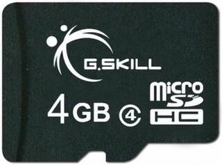 Память G.Skill (microSDHC) 4GB (Class 4)