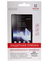 """4.5""""  Пленка защитная для смартфона Dexp Ixion ES2"""