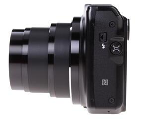 Компактная камера Canon PowerShot SX710 HS черный