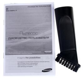 Пылесос Samsung SC4474 оранжевый