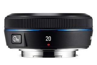 Объектив Samsung 20mm F2.8