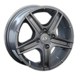Автомобильный диск Литой LS K333 6x14 4/108 ET 28 DIA 73,1 GM