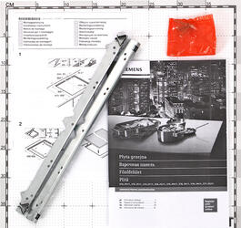 Электрическая варочная поверхность Siemens ET645FN17R