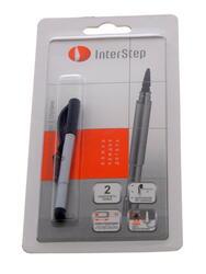 Стилус InterStep серый