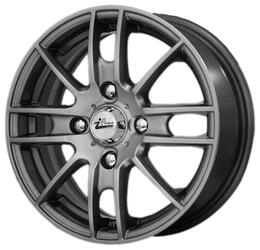 Автомобильный диск литой iFree Тайлер 5,5x14 4/98 ET 38 DIA 58,5 Хай Вэй