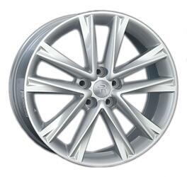 Автомобильный диск литой Replay LX36 6,5x17 5/114,3 ET 35 DIA 60,1 Sil
