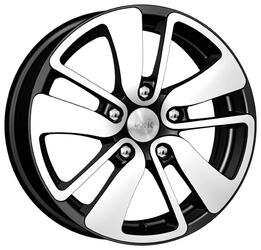 Автомобильный диск Литой K&K Редан 5,5x15 5/114,3 ET 45 DIA 67,1 Алмаз МЭТ