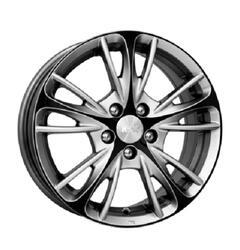 Автомобильный диск Литой K&K Мулен Руж 6,5x15 4/108 ET 27 DIA 65,1 Бинарио