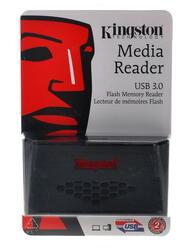 Карт-ридер Kingston Media Reader FCR-HS3