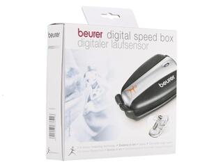 Фитнес-браслет Beurer Speedbox II черный