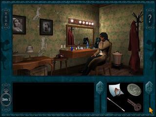 """[133122] Игра """"Нэнси Дрю. Заколдованная карусель"""""""