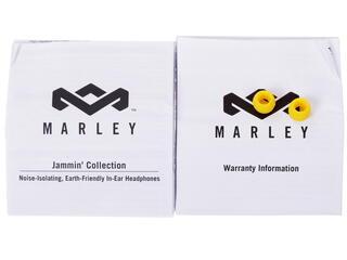 Наушники Marley Smile Jamaica EM-JE040-CU