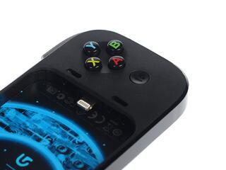 Игровой контроллер Logitech Powershell Controller