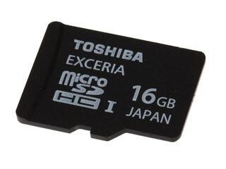 Карта памяти Toshiba EXCERIA SD-CX016HD microSDHC 16 Гб