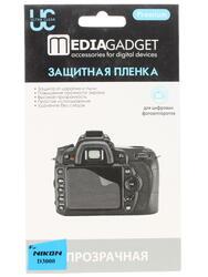 Защитная пленка Media Gadget UC для Nikon D3100/3200/3300