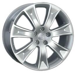 Автомобильный диск литой Replay B157 8,5x19 5/120 ET 33 DIA 72,6 Sil